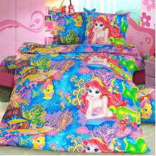 Комплект постельного белья детский Морская Сказка