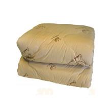 Одеяло верблюжья шерсть 300гр - м/ф арт.ФЛ-7