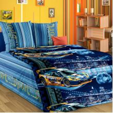 Комплект постельного белья детский Неон вид1