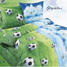 Комплект постельного белья детский Футбол