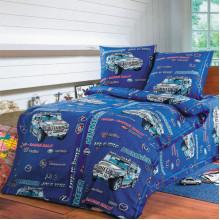 Комплект постельного белья детский Хаммер