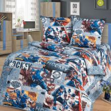 Комплект постельного белья детский Лидер-2