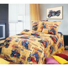Комплект постельного белья детский Мотоспорт