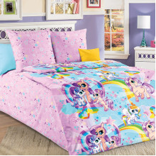 Комплект постельного белья детский Звёздочка