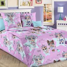 Комплект постельного белья детский Глянец
