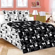 Комплект постельного белья детский Котофей