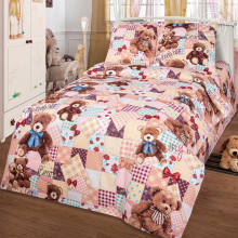 Комплект постельного белья детский Мой медвежонок