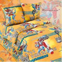 Комплект постельного белья детский Трансформеры5