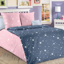 Комплект постельного белья детский Звёздное небо