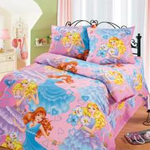 Комплект постельного белья детский Принцесса