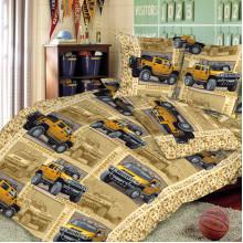 Комплект постельного белья детский Сафари