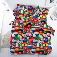 Комплект постельного белья Футбол_4610