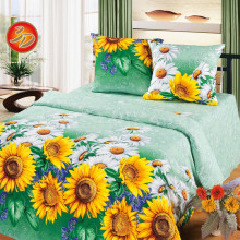 Комплект постельного белья Подсолнухи