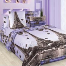 Комплект постельного белья Романтика Парижа