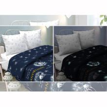 Комплект постельного белья Дуновение (Светится в темноте!!!)