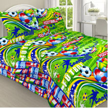 Комплект постельного белья детский Чемпионат мира