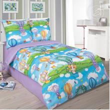 Комплект постельного белья детский Путешествие