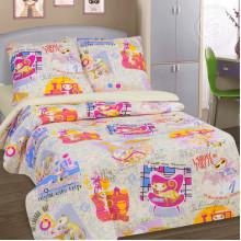 Комплект постельного белья детский Уик-Энд
