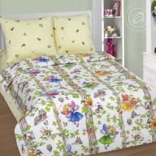Комплект постельного белья детский Лесные феи