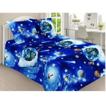 Комплект постельного белья детский Спутники