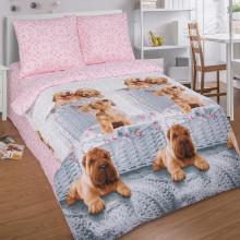 Комплект постельного белья детский Верный друг