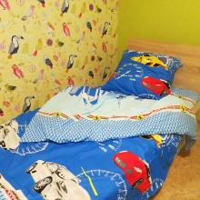 Комплект постельного белья детский Старт