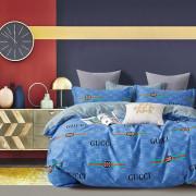 Комплект постельного белья Гуччи-2