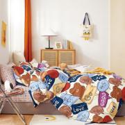 Комплект постельного белья Мишка