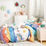 Комплект постельного белья Радуга