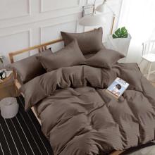Комплект постельного белья Шоколад
