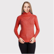 Туника-свитер M-BN-11/1 - красная