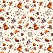 Полотенце вафельное кухонное 25