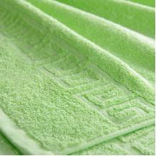 Полотенце махровое Туркмения салатовое